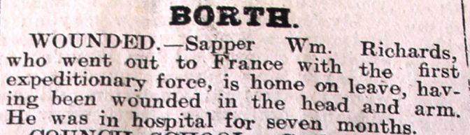 1916 week 103 CN Borth
